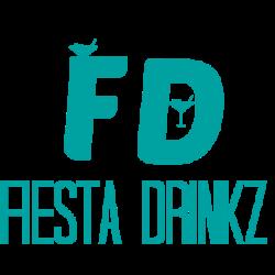 Fiesta Drinkz cócteles con y sin licor