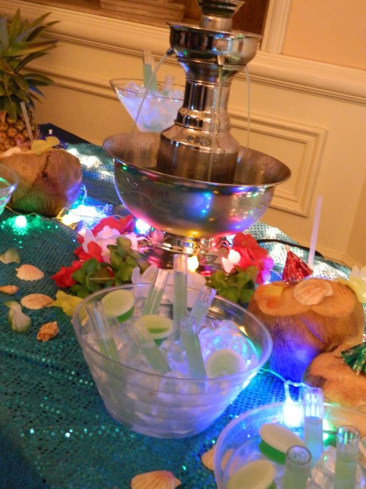 fuente de tequila boda guatemala