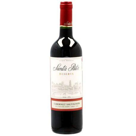 Vino-Tinto-Santa-Rita-Estate-Reserve-Cabernet-Sauvignon-Chile-2018-750-ml-Front